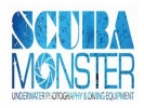 SCUBA MONSTER UNDERWATER PHOTOGRAPHY & DIVING EQUIPMENT